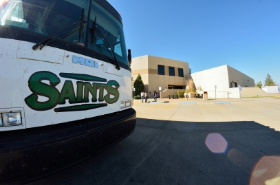 h saints bus