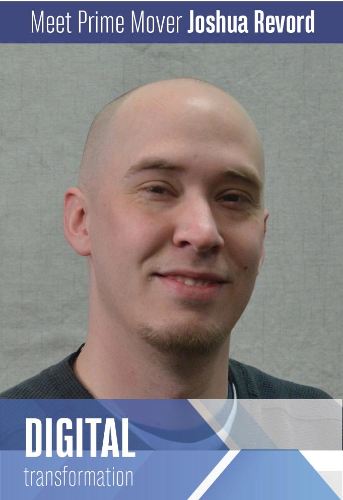 Prime Mover Joshua Revord