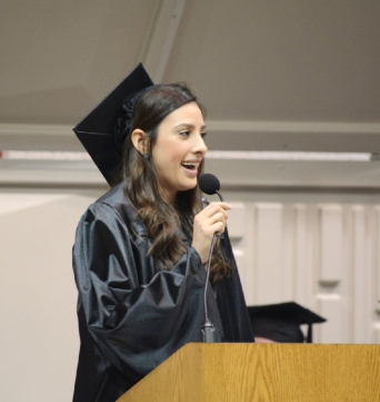 SCCC commencement speaker Sheina Fernandes