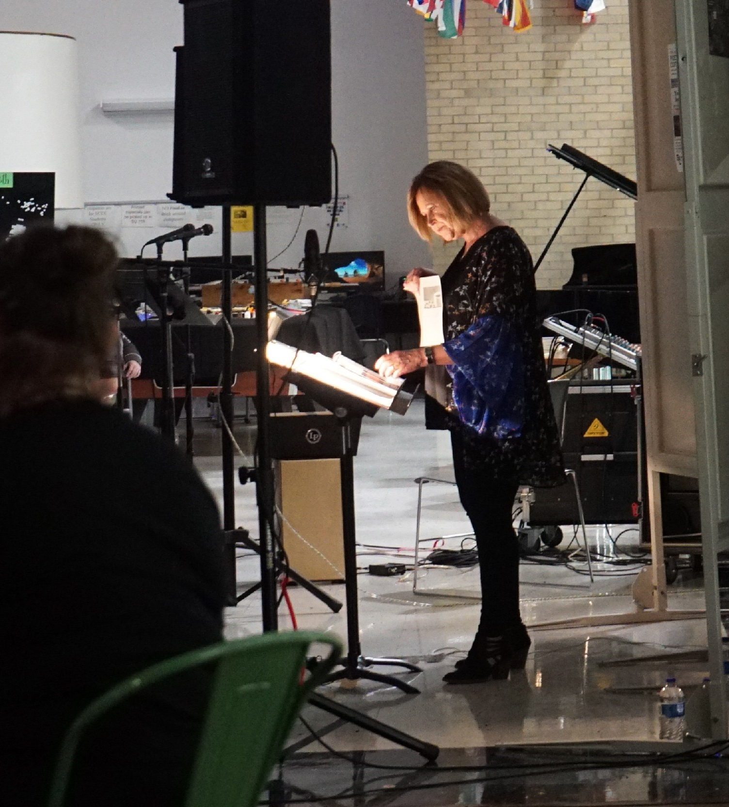 Poetry coffeehouse draws crowd of 100 – scccpublicrelations