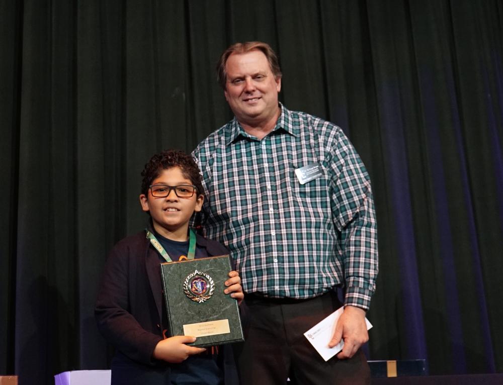 37. junior winner
